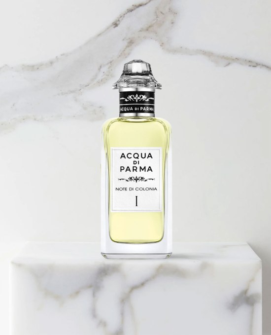 Acqua Di Parma, Note Di Colonia Design Matíz Barcelona