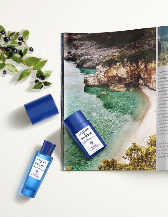 Acqua Di Parma Blu Meditteraneo La Collezione Purse Spray Design Matiz Barcelona