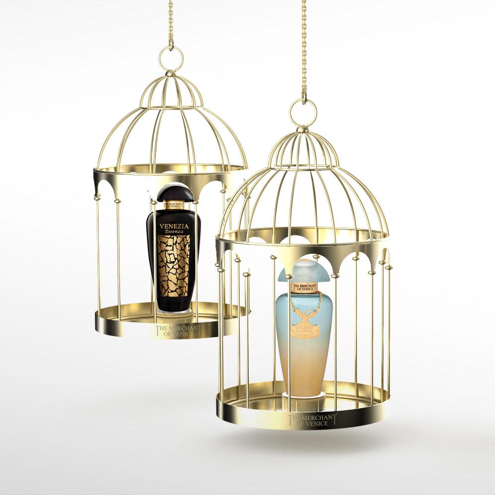 The Merchant Of Venice Cage Glorifier Design Matiz Barcelona