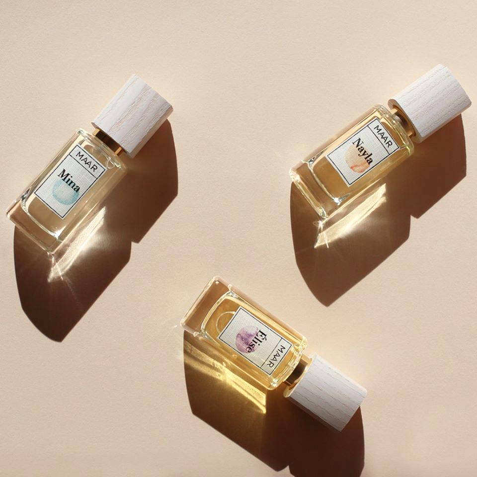 MAAR Sustainable fragrances MATIZ_Barcelona Design Branding Volume Pack