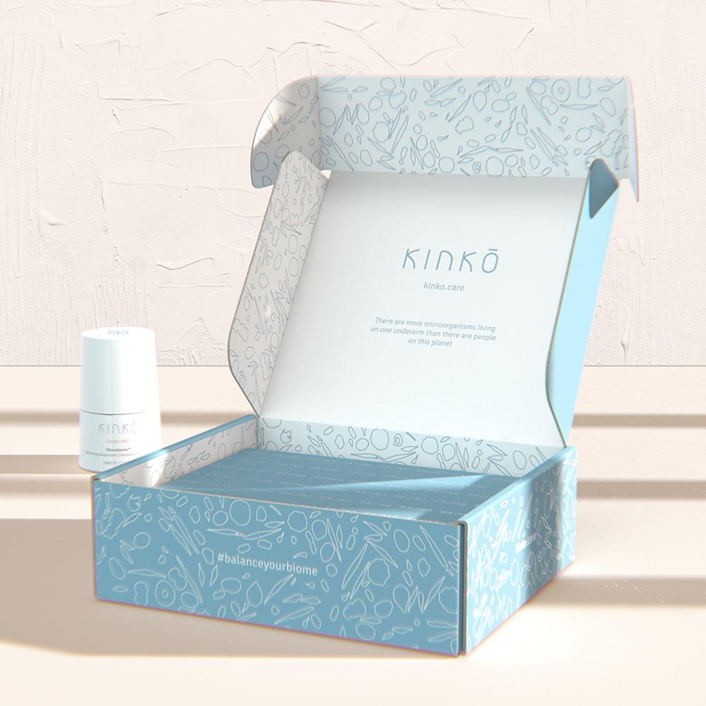 matiz barcelona kinko mailing box design rendering CGI