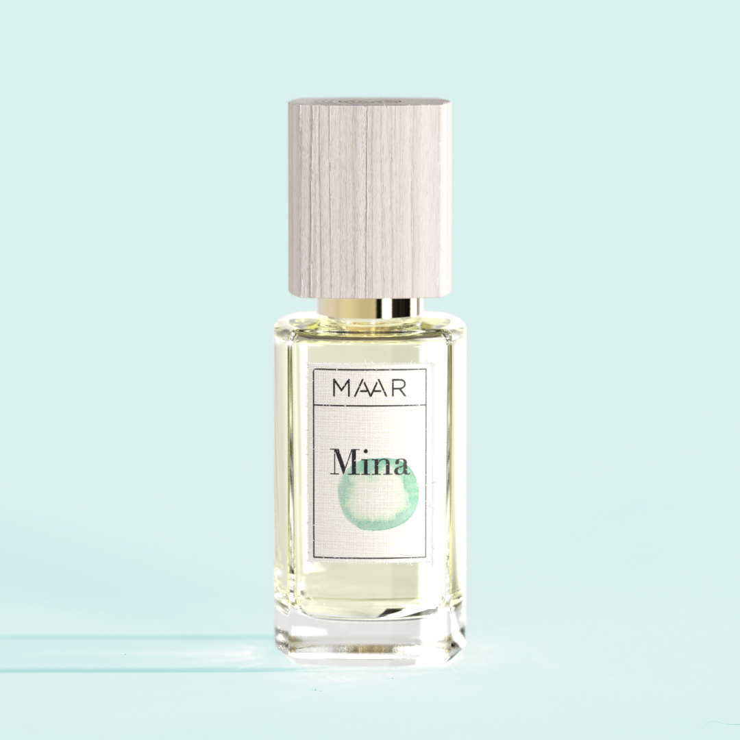 Matiz Barcelona Maar Fragrances Mina Design CGI